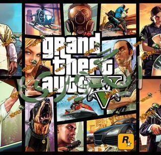 دانلود بازی GTA V با حجم 4 مگابایت